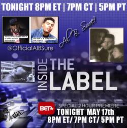 Inside the Label Al B. Sure!