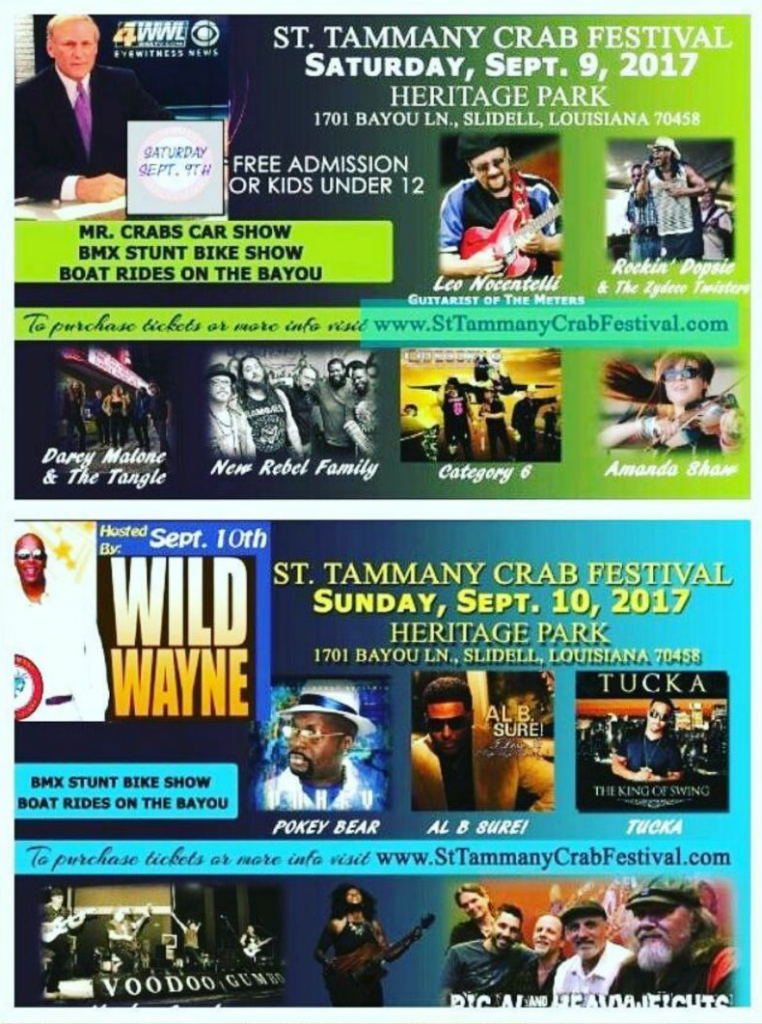 Al B. Sure! to perform in Slidell Louisiana Sunday Sept 10th