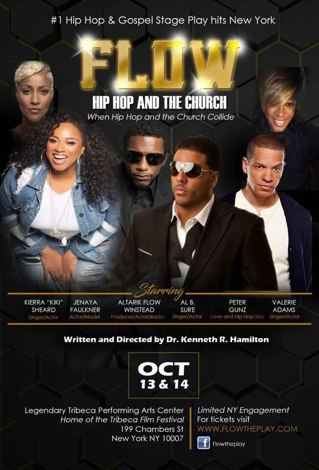 Al B. Sure! Flow-Hip Hop and the Church Oct 13th & 14th , 2017