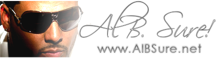 Al B. Sure! | Official Site