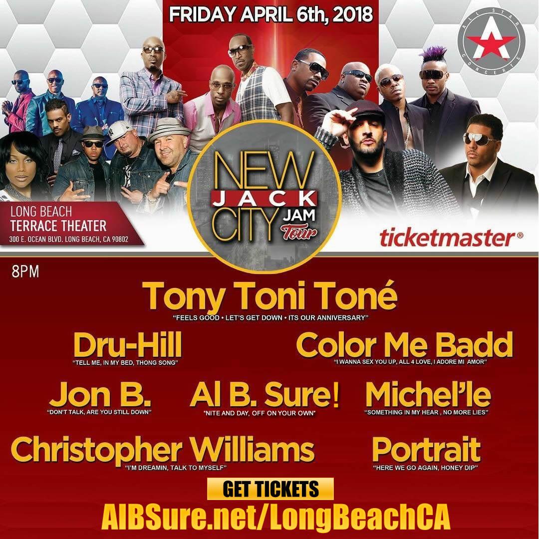 Al B. Sure! to perform April 6th