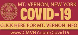 Mt. Vernon, New York Covid-19 Coronavirus information